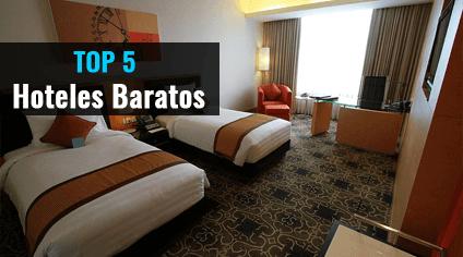 Top 5 hoteles baratos en Tailandia