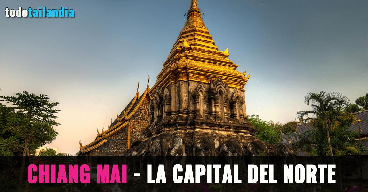 Chiang Mai Que Hacer En 3 Dias Abril 2019