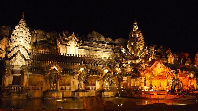 espectaculos en phuket