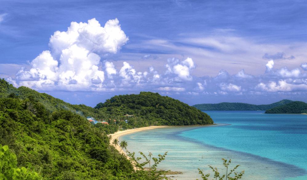 Playa de Cape Panwa
