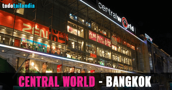 central-world-bangkok
