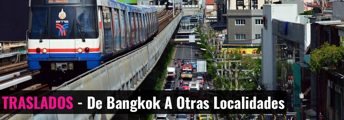 Traslados Internos - De Bangkok A Otras Localidades