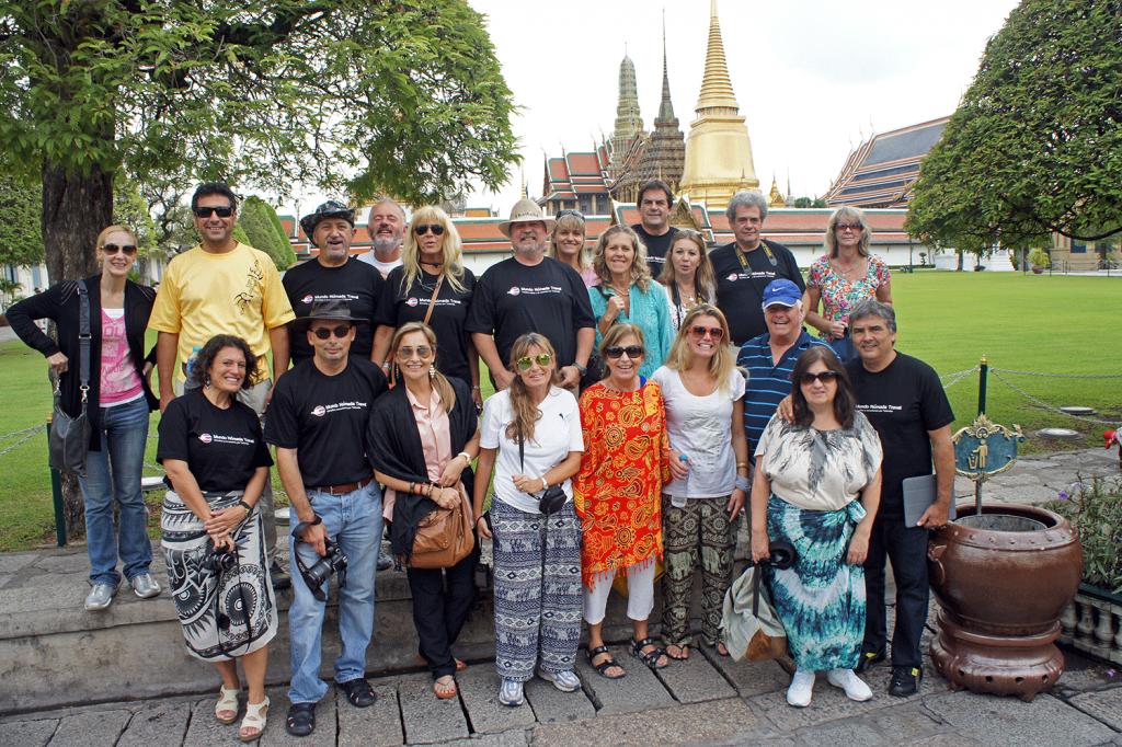 Excursión en Español al Gran Palacio de Bangkok y a los Templos