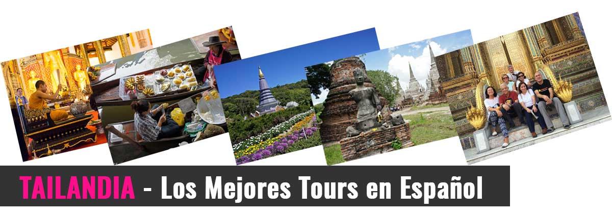 Mis Tours Favoritos en Español En Tailandia
