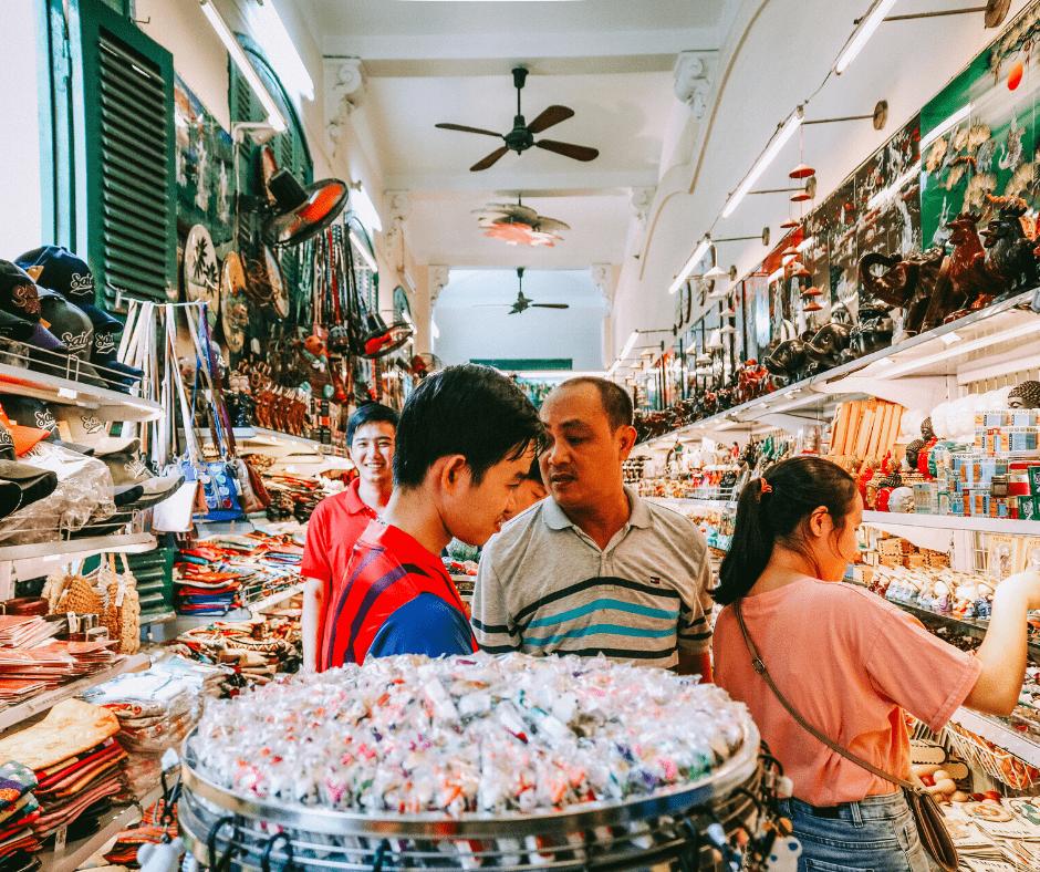 No regatees demasiado en Tailandia