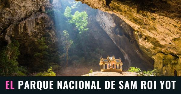 El Parque Nacional de Sam Roi Yot