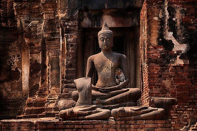 Phra Prang Sam Yot en Lopburi