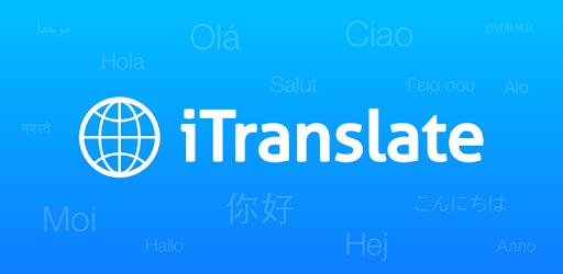 Mejor App traductor para exploradores. iTranslate