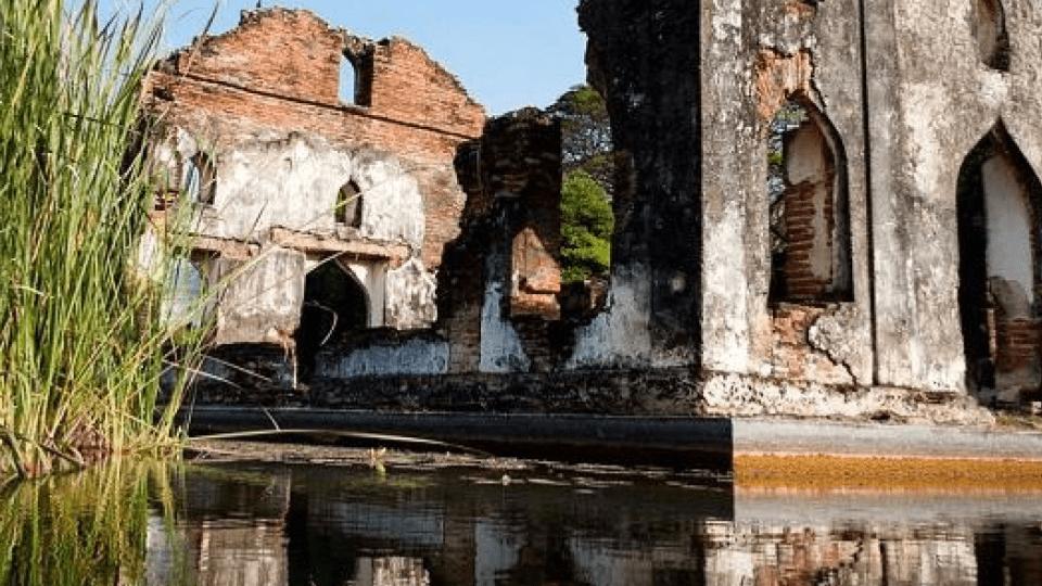 Palacio del rey Narai