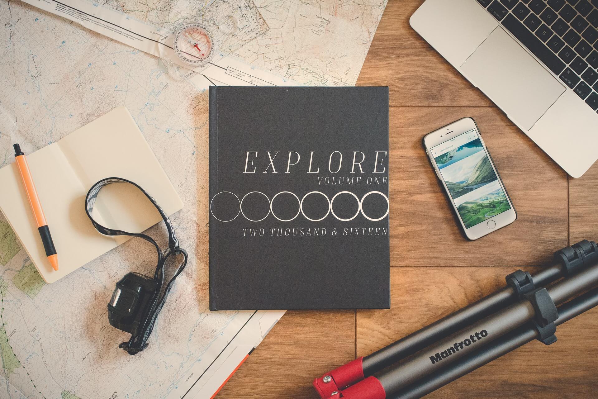 mejor app para organizar viajes